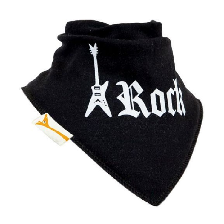 Bavoir Bandana I Love Rock'n Roll