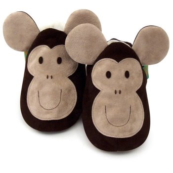 Chaussons souples FUNKY FEET Monkey
