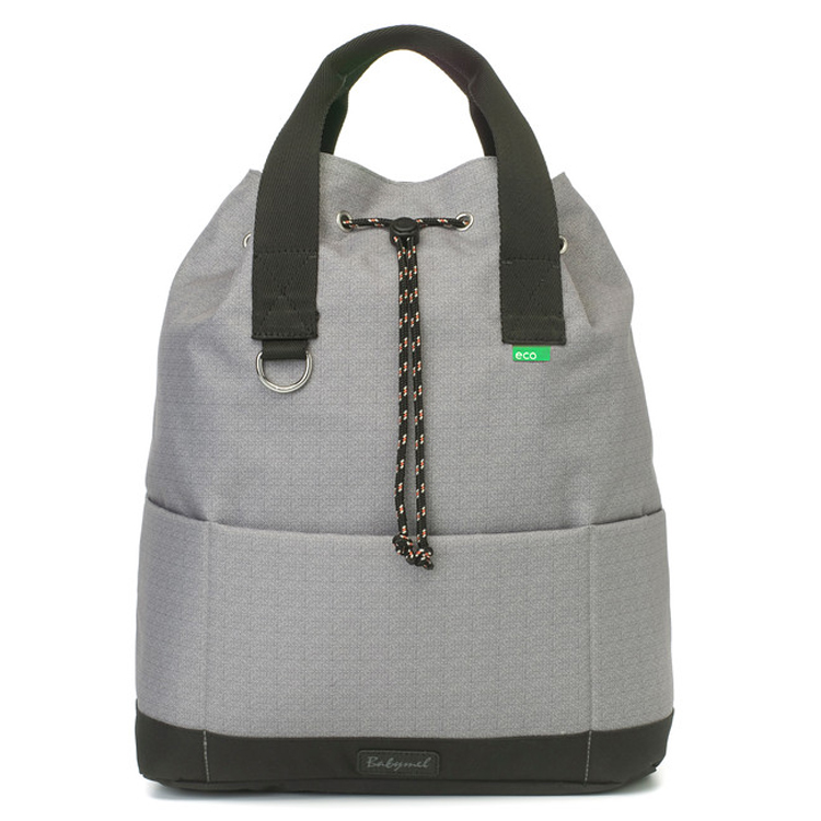 Sac à dos à langer Top N Tail Grey