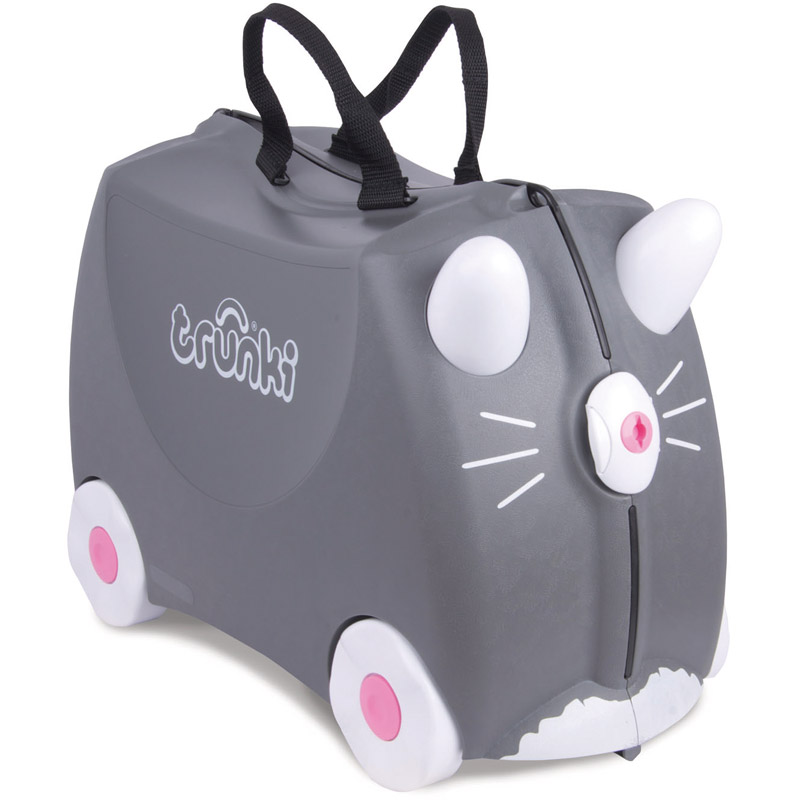 Valise TRUNKI Benny le Chat