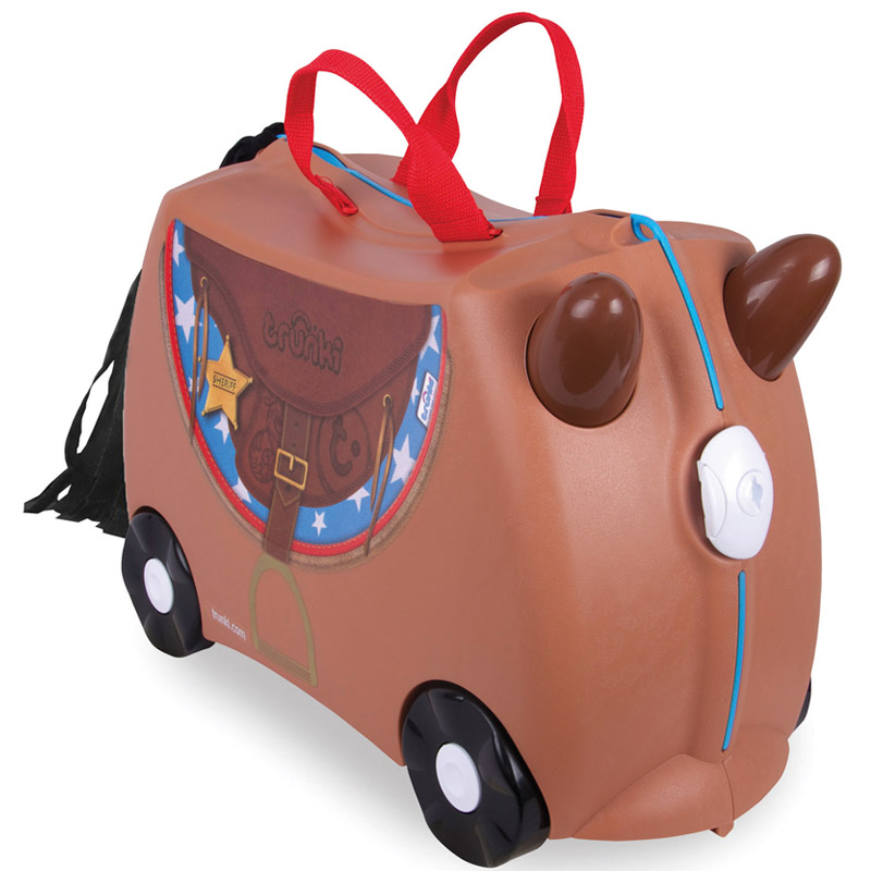Valise TRUNKI Bronco le Cheval