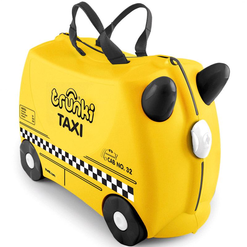 Valise TRUNKI Tony le Taxi