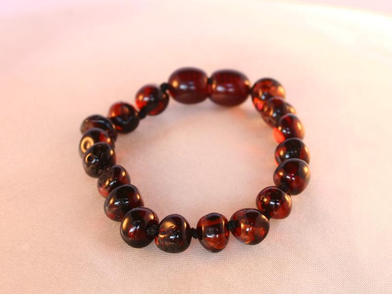 bracelet d ambre cerise b b achat bracelet d ambre b b. Black Bedroom Furniture Sets. Home Design Ideas