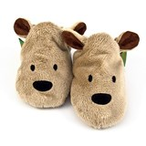 Chaussons souples FUNKY FEET Brown Bear