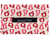 Pochette lavable médium - Fruits KEEP LEAF