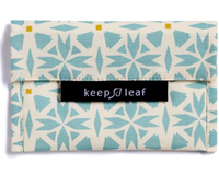 Pochette lavable médium - Géo KEEP LEAF