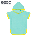 Cape anti-Uv Green/Yellow 2-4 ans KI&LA