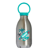 Gourde en inox collection Loopy Surf GASPAJOE
