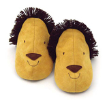 Chaussons souples Lion FUNKY FEET