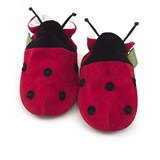 Chaussons souples FUNKY FEET Ladybug