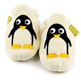 Chaussons souples FUNKY FEET Penguin