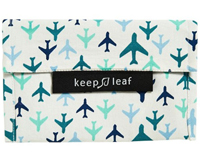 Pochette lavable médium - Avion KEEP LEAF
