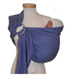 Ring Sling LEO LILAS STORCHENWIEGE