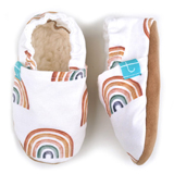 Chaussons souples bébé Colorful Rainbow
