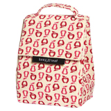 Lunch Bag isotherme en coton bio - Fruits