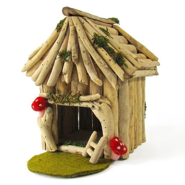 Maison en bois Forêt enchantée - taille M