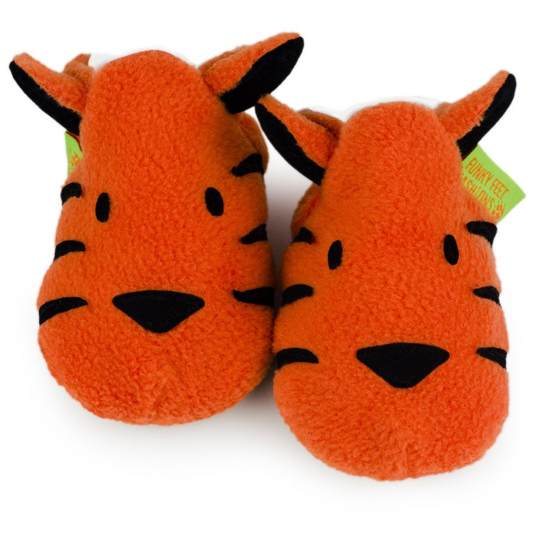 Chaussons souples FUNKY FEET Tiger