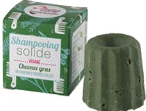 Shampoing solide cheveux gras aux herbes folles