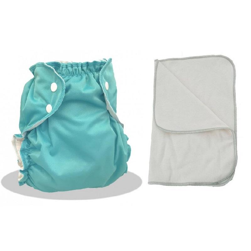 Kit couche lavable  - ENFANT - Taille 3 (14-30kg) -  Révolution