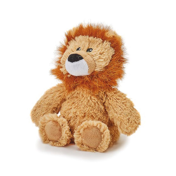 Bouillotte Peluche Naturelle Lion COSY PLUSH JUNIOR