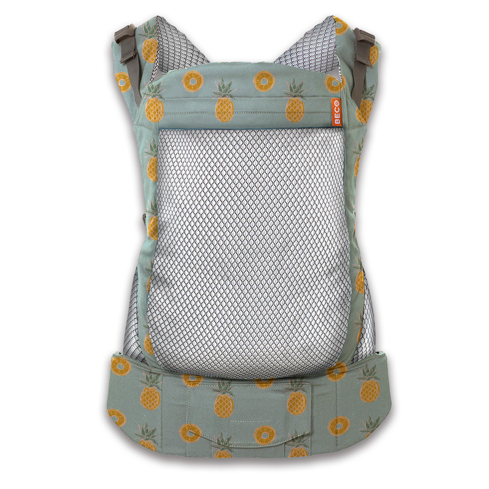 Porte Bébé BECO TODDLER Cool Pineapples