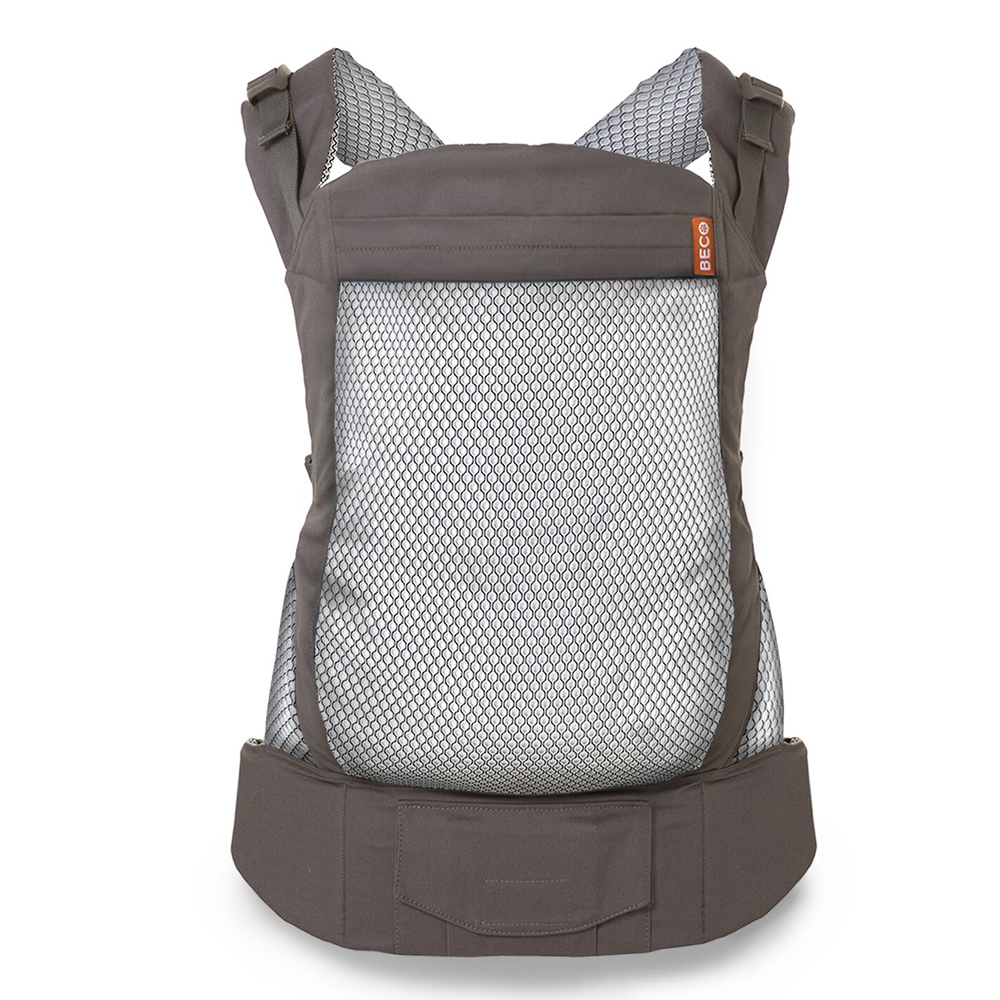 Porte Bébé BECO TODDLER Cool Dark Grey