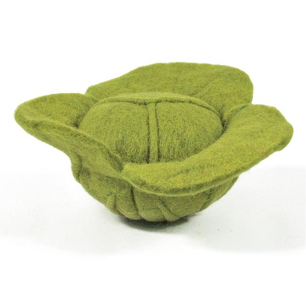 Légume en laine feutrée - Choux