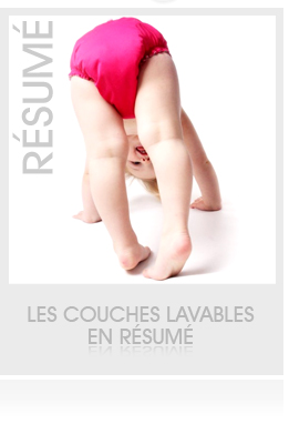 guide couches lavables
