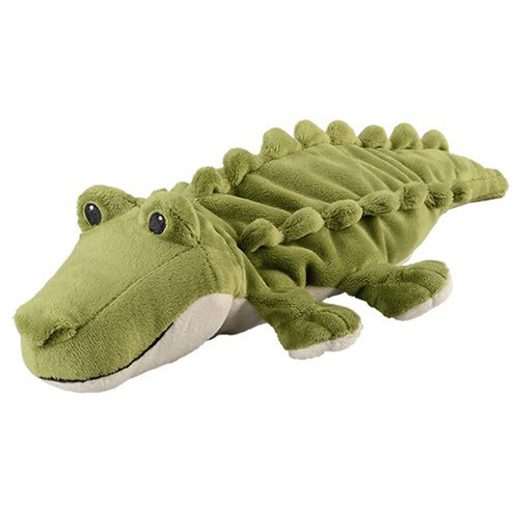 Bouillotte Peluche Naturelle Crocodile COSY PLUSH JUNIOR