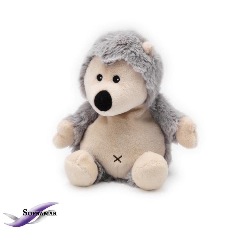 Bouillotte Peluche Naturelle Hérisson COSY PLUSH JUNIOR