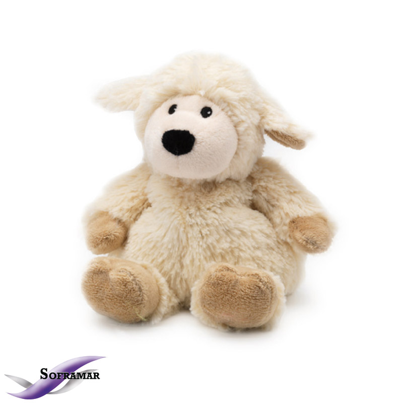 Bouillotte Peluche Naturelle Mouton COSY PLUSH JUNIOR