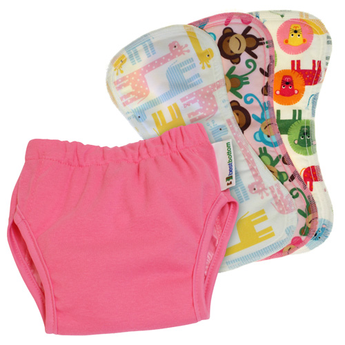 Kit Culotte d'apprentissage et Inserts BEST BOTTOM 11-16kg