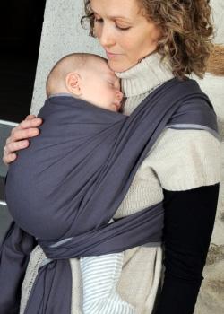 9f260b20dac Echarpe de portage Tissée - Echarpe portage bébé - Maman Natur elle