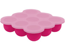 Moule SiliTray Rose en silicone - Kushies