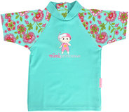 Tee-shirt Anti UV Mini Princesse MAYOPARASOL