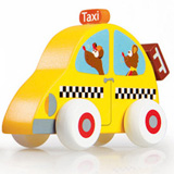 Petite voiture Taxi
