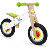 Draisienne en bois SMALL Hibou SCRATCH EUROPE