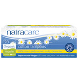 Boîte de 20 Tampons Regular sans applicateur NATRACARE