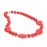 Collier de dentition Perry Rouge Chewbeads