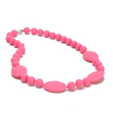 Collier de dentition Perry Rose Chewbeads