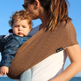 Easy Sling - Wacotto Marron Cannelle