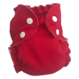 Maillot de bain Lavable Red Red Whine APPLECHEEKS