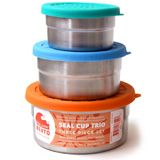 Lunch Box Seal cup trio - ECOLUNCHBOX