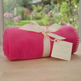Couverture Polaire Brights Fushia