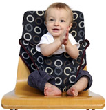 Chaise Nomade bébé TOTSEAT Coffee Bean