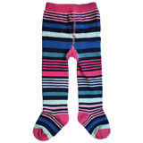 Collants Striped HUGGALUGS en COTON 6-12 mois