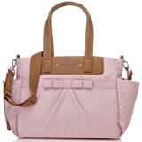 Sac à langer Cara Bloom Dusty Pink BABYMEL