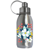 Gourde en inox collection friendly Bouquet GASPAJOE