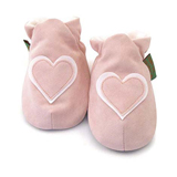 Chaussons souples Heart Pink FUNKY FEET