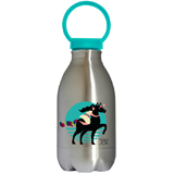 Gourde en inox collection loopy Licorne GASPAJOE